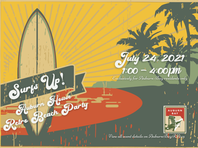 Beach Party: 'Surf's Up!'